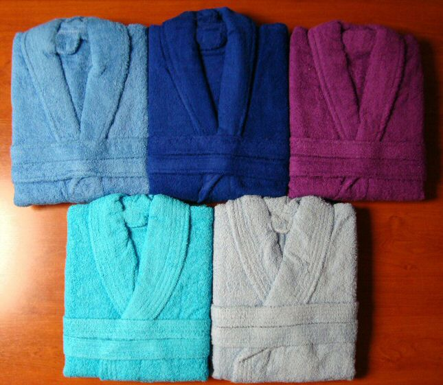 Textil para hosteleria y restauraci n textil hosteleria - Albornoces de bano ...